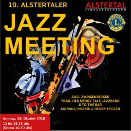19. Alstertaler Jazz Meeting