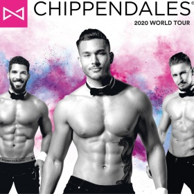 CHIPPENDALES <br>24.10. - 13.11.2020 <br>SINGEN u.a., Get Naughty! 2020 World Tour