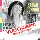 SARAH CONNOR<br>22. & 29.07.2021<br>FÜSSEN & SALEM