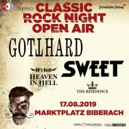 Gotthard, Sweet, Heaven in Hell