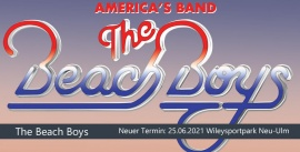 Verschoben: The Beach Boys