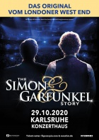 THE SIMON & GARFUNKEL STORY, 29.10.2020, Karlsruhe