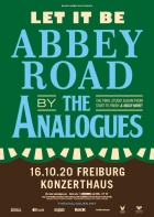 THE ANALOGUES, 16.10.2020, Freiburg