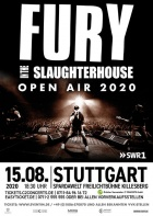 FURY IN THE SLAUGHTERHOUSE, 15.08.2020, Stuttgart