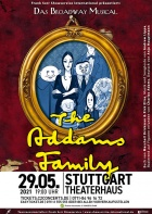 THE ADDAMS FAMILY, 29.05.2021, Stuttgart