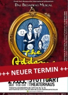 THE ADDAMS FAMILY, 13.10.2022, Stuttgart (verschoben)