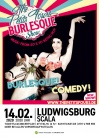 THE PETITS FOURS BURLESQUE SHOW • 14.02.2020, 20:00 • Ludwigsburg