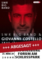 SWR BIG BAND & GIOVANNI COSTELLO, 25.03.2020, Ludwigsburg