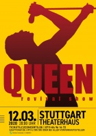 QUEEN REVIVAL SHOW, 12.03.2020, Stuttgart