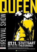 QUEEN REVIVAL SHOW, 07.11.2021, Stuttgart