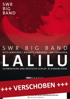 SWR BIG BAND & LaLiLu, 14.10.2020, Stuttgart, SWR Big Band & LaLiLu Live