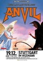 ANVIL, 19.12.2020, Stuttgart