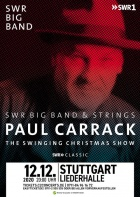 SWR BIG BAND & PAUL CARRACK, 21.12.2021, Stuttgart (verschoben)