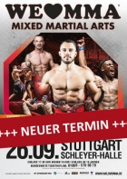 MIXED MARTIAL ARTS, 20.11.2021, Stuttgart (verschoben)