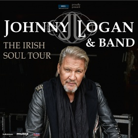 JOHNNY LOGAN, The Irish Soul Tour