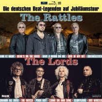THE RATTLES + THE LORDS