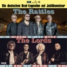 The Rattles + The Lords • 09.10.2020, 20:00 • Hitzacker
