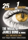 The Music Of James Bond & More • 06.02.2021, 20:00 • Halle (Saale)
