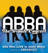 ABBA - The Tribute Concert - performed by ABBAMUSIC • 16.03.2022, 19:30 • Straubing