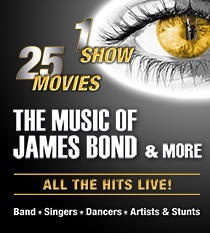 The Music Of James Bond & More